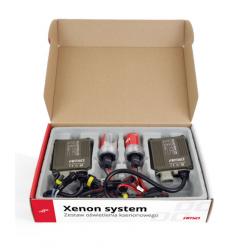 Zestaw Xenon CANBUS 1068 H7M 6000K metal