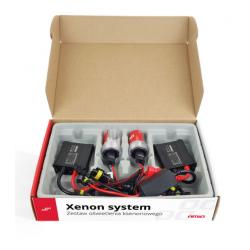 Zestaw Xenon SLIM HB4 9006 4300K
