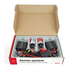 Zestaw Xenon SLIM HB4 9006 6000K