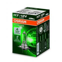 Żarówka H7 OSRAM Ultra Life 55W 12V