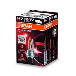 Żarówka H7 OSRAM Truckstar Pro 70W 24V