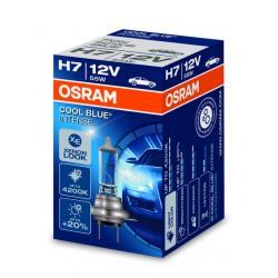 Żarówka H7 OSRAM COOL BLUE INTENSE 55W 12V