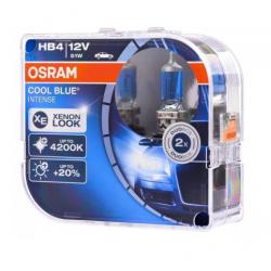 Żarówka HB4 OSRAM COOL BLUE INTENSE 51W 12V 2 szt