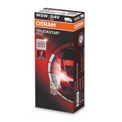 Żarówka W5W OSRAM Truckstar Pro 5W 24V 10 szt.
