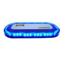 Lampa sygnalizacyjna mini belka LED E503 Blue