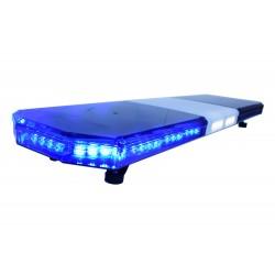 BELKA STROBOSKOPOWA LED LAMPA OSTRZEGAWCZA 12V ELB BLUE