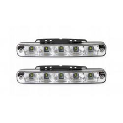 Światła dzienne LED DRL NSSC 507HP
