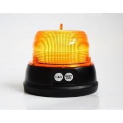 Lampa pojedyncza ostrzegawcza kogut led na baterie