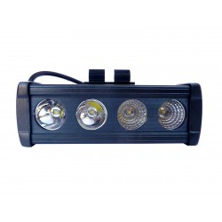 Panel LED halogen szperacz terenowe Light Bar E386 40W