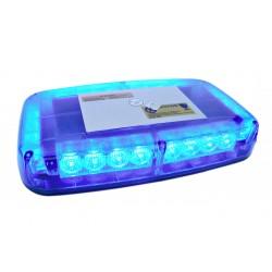 Lampa sygnalizacyjna mini belka LED E501 Blue