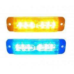 Lampka kierunkowa LED ES6 Dual Color dwukolorowa