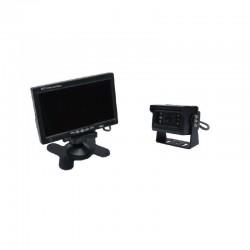 """Zestaw kamera cofania truck monitor 7"""" PREMIUM"""