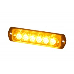 Lampka kierunkowa LED ES6 P Amber