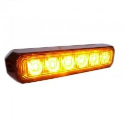Lampka kierunkowa LED ES6  Amber