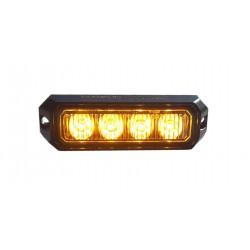 Lampka kierunkowa LED ES4 Amber